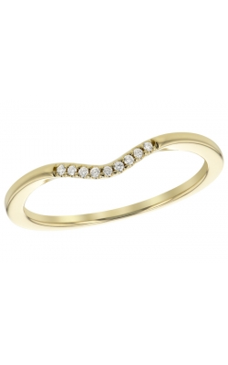 Curved Shadow Diamond Band product image