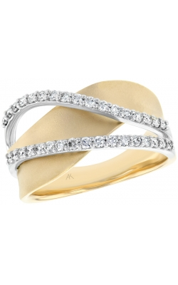 Wave Fashion Diamond Ring  product image