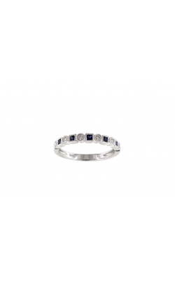 Diamond & Sapphire Vintage Ring product image
