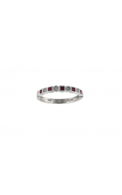 Diamond & Ruby Vintage Ring product image